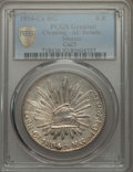 Mexico, Mexico: Republic 8 Reales 1854 Ca-RG AU Details (Cleaning) PCGS,...