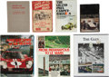 Miscellaneous Collectibles:General, 1954-98 Collection of Racing Books Lot of 7. ...