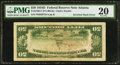 Error Notes:Inverted Reverses, Fr. 2106-F $50 1934D Inverted Reverse Federal Reserve Note. PMGVery Fine 20.. ...