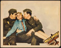 "Movie Posters:War, Hell's Angels (United Artists, R-1937). Lobby Card (11"" X 14""). War.. ..."