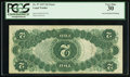 Error Notes:Large Size Errors, Fr. 57 $2 1917 Legal Tender PCGS Very Fine 30.. ...