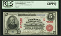 National Bank Notes:Pennsylvania, Philadelphia, PA - $10 1902 Red Seal Fr. 613 The Textile NB Ch. #(E)7522. ...