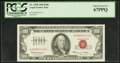 Small Size:Legal Tender Notes, Fr. 1550 $100 1966 Legal Tender Note. PCGS Superb Gem New 67PPQ.. ...