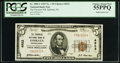 National Bank Notes:Pennsylvania, Ephrata, PA - $5 1929 Ty. 1 The Farmers NB Ch. # 4923 ReplacementNote. ...