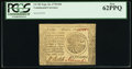 Colonial Notes:Continental Congress Issues, Continental Currency September 26, 1778 $20 PCGS New 62PPQ.. ...