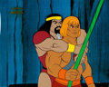 Animation Art:Production Cel, He-Man and the Masters of the Universe Production Cel Groupof 3 (Filmation, 1983-84).... (Total: 3 Original Art)