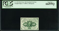 Fractional Currency:First Issue, Fr. 1242 10¢ First Issue PCGS Gem New 66PPQ.. ...