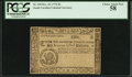 Colonial Notes:South Carolina, South Carolina December 23, 1776 $6 PCGS Choice About New 58.. ...