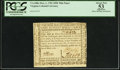 Colonial Notes:Virginia, Virginia March 1, 1781 $500 printed on thick laid paper PCGS Apparent About New 53.. ...