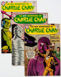 Silver Age (1956-1969):Adventure, The New Adventures of Charlie Chan #1-6 Complete Series Group (DC, 1958-59) Condition: Average VG-.... (Total: 6 Comic Books)