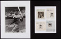 Baseball Collectibles:Others, Baseball Greats Signed Misc. Memorabilia Lot of 30+....