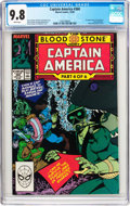 Modern Age (1980-Present):Superhero, Captain America #360 (Marvel, 1989) CGC NM/MT 9.8 White pages....