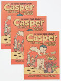 Bronze Age (1970-1979):Cartoon Character, Casper, His Den... and Their Dentist #nn Unopened Distributor'sPack (Harvey, 1974) Condition: Average VF+....