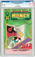 Bronze Age (1970-1979):Cartoon Character, Richie Rich Money World #31 File Copy (Harvey, 1977) CGC NM/MT 9.8 White pages....