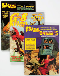 High Adventure #50 and 54-78 Group (Adventure House, 2000-04) Condition: Average NM-.... (Total: 26 Items)