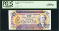 Canadian Currency: , BC-49bA $10 1971 Replacement *DR Prefix. ...