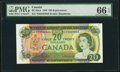 Canadian Currency: , BC-50aA $20 1969 Replacement *EH Prefix. ...
