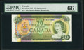 Canadian Currency: , BC-50aA $20 1969 Replacement *EA Prefix. ...