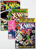 Modern Age (1980-Present):Superhero, X-Men Group of 16 (Marvel, 1980-81) Condition: Average NM-....(Total: 16 Comic Books)
