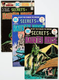 Bronze Age (1970-1979):Horror, Secrets of Haunted House Group of 35 (DC, 1975-82) Condition:Average VF.... (Total: 35 Comic Books)