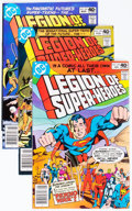Modern Age (1980-Present):Superhero, Legion of Super-Heroes Group of 41 (DC, 1980-84) Condition: AverageNM-.... (Total: 41 Comic Books)