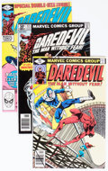 Modern Age (1980-Present):Superhero, Daredevil Group of 47 (Marvel, 1979-82) Condition: Average VF....(Total: 47 Comic Books)