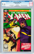 Modern Age (1980-Present):Superhero, X-Men #142 (Marvel, 1981) CGC NM+ 9.6 White pages....