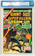 Bronze Age (1970-1979):Superhero, Super-Villain Team-Up Group of 15 (Marvel, 1975-79) Condition:Average NM.... (Total: 15 Comic Books)