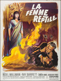 """Movie Posters:Horror, The Reptile (20th Century Fox, 1966). French Grande (47.25"""" X 63"""").Horror.. ..."""