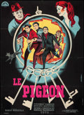 """Movie Posters:Foreign, Big Deal on Madonna Street (Lux, 1959). French Grande (47"""" X 63""""). Foreign.. ..."""