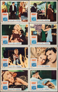 """Movie Posters:Foreign, Love on a Pillow (Royal Films International, 1964). Lobby Card Set of 8 (11"""" X 14""""). Foreign.. ... (Total: 8 Items)"""