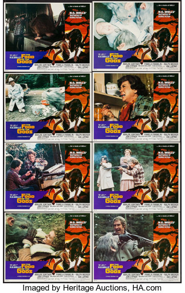 The Food Of The Gods Other Lot American International 1976