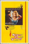 "Movie Posters:Foreign, Never on Sunday & Others Lot (Lopert, 1960). One Sheets (30) (27"" X 41""). Foreign.. ... (Total: 30 Items)"