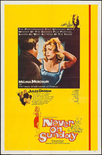 """Never on Sunday & Others Lot (Lopert, 1960). One Sheets (30) (27"""" X 41""""). Foreign. ... (Total: 30 Items)"""