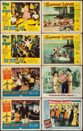 """Movie Posters:Rock and Roll, Shake, Rattle and Rock & Others Lot (American International,1956). Lobby Cards (30) (11"""" X 14""""). Rock and Roll.. ... (Total: 30Items)"""