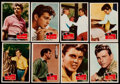 "Non-Sport Cards:Sets, 1959 Topps ""Fabian"" High Grade Complete Set (55). ..."