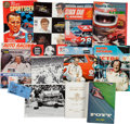 Miscellaneous Collectibles:General, A.J. Foyt Fan Pack....