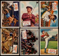 "Non-Sport Cards:Sets, 1954 Topps ""Scoops"" Near Set (155/156). ..."