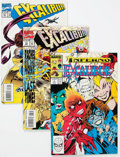 Modern Age (1980-Present):Superhero, Excalibur Box Lot (Marvel, 1989-2005) Condition: Average VF/NM....