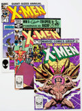 Modern Age (1980-Present):Superhero, X-Men Group of 33 (Marvel, 1981-85) Condition: Average NM-....(Total: 33 Comic Books)