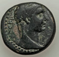 Ancients:Roman Provincial , Ancients: SYRIA. Antioch. Claudius (AD 41-54). AE 25 mm (14.86gm)....