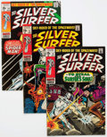 Silver Age (1956-1969):Superhero, The Silver Surfer #9-18 Group of 10 (Marvel, 1969-70).... (Total:10 Comic Books)