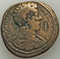 Ancients:Roman Provincial , Ancients: LYDIA. Hypaepa. Commodus (AD 177-192). AE 35 mm (28.42gm)....