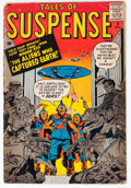 Silver Age (1956-1969):Science Fiction, Tales of Suspense #3 (Marvel, 1959) Condition: GD....