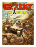 Books:Miscellaneous, U.S. Army in Action #nn Pennsylvania pedigree (Whitman, 1942)Condition: VF/NM....