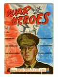 Golden Age (1938-1955):War, War Heroes #1 Pennsylvania pedigree (Dell, 1942) Condition: VF-....