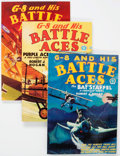 Memorabilia:Pulps, G-8 and His Battle Aces Pulp Reprints Group of 8 (Adventure House,2001-04) Condition: Average NM-.... (Total: 8 Items)