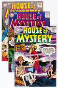 Golden Age (1938-1955):Horror, House of Mystery Group of 53 (DC, 1957-65) Condition: AverageFN-.... (Total: 53 Comic Books)