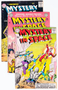 Silver Age (1956-1969):Science Fiction, Mystery in Space Group of 52 (DC, 1952-66) Condition: Average VG.... (Total: 52 Comic Books)