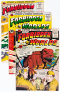 Silver Age (1956-1969):Science Fiction, Forbidden Worlds Group of (ACG, 1953-67) Condition: AverageVG/FN.... (Total: 79 Comic Books)